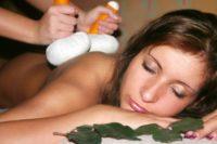 Stempelmassage