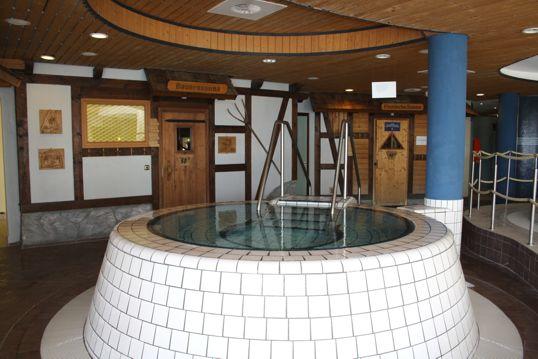 Sauna Innenpool