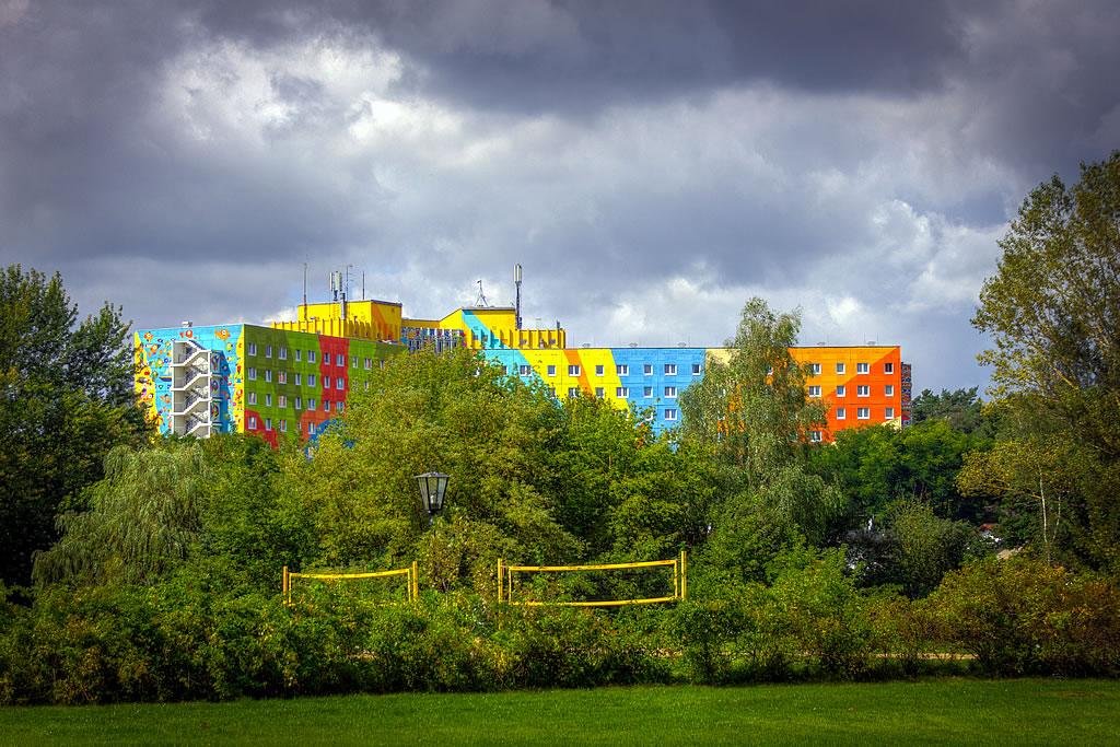 Ahorn Seehotel Templin in unmittelbarer Umgebung des Lübbesees (Foto: templiner.de)
