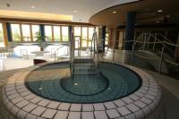 Sauna-Whirlpool