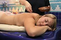 Schottische Massage
