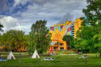 Spielmöglichkeiten des Ahorn Seehotels (Foto: templiner.de)