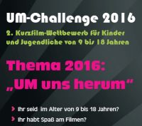 UM-Challenge – 2. Kurzfilmwettbewerb